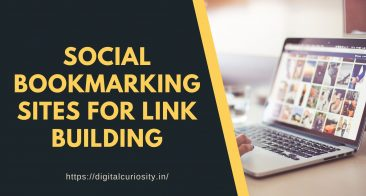 Social Bookmarking Sites for Link Building
