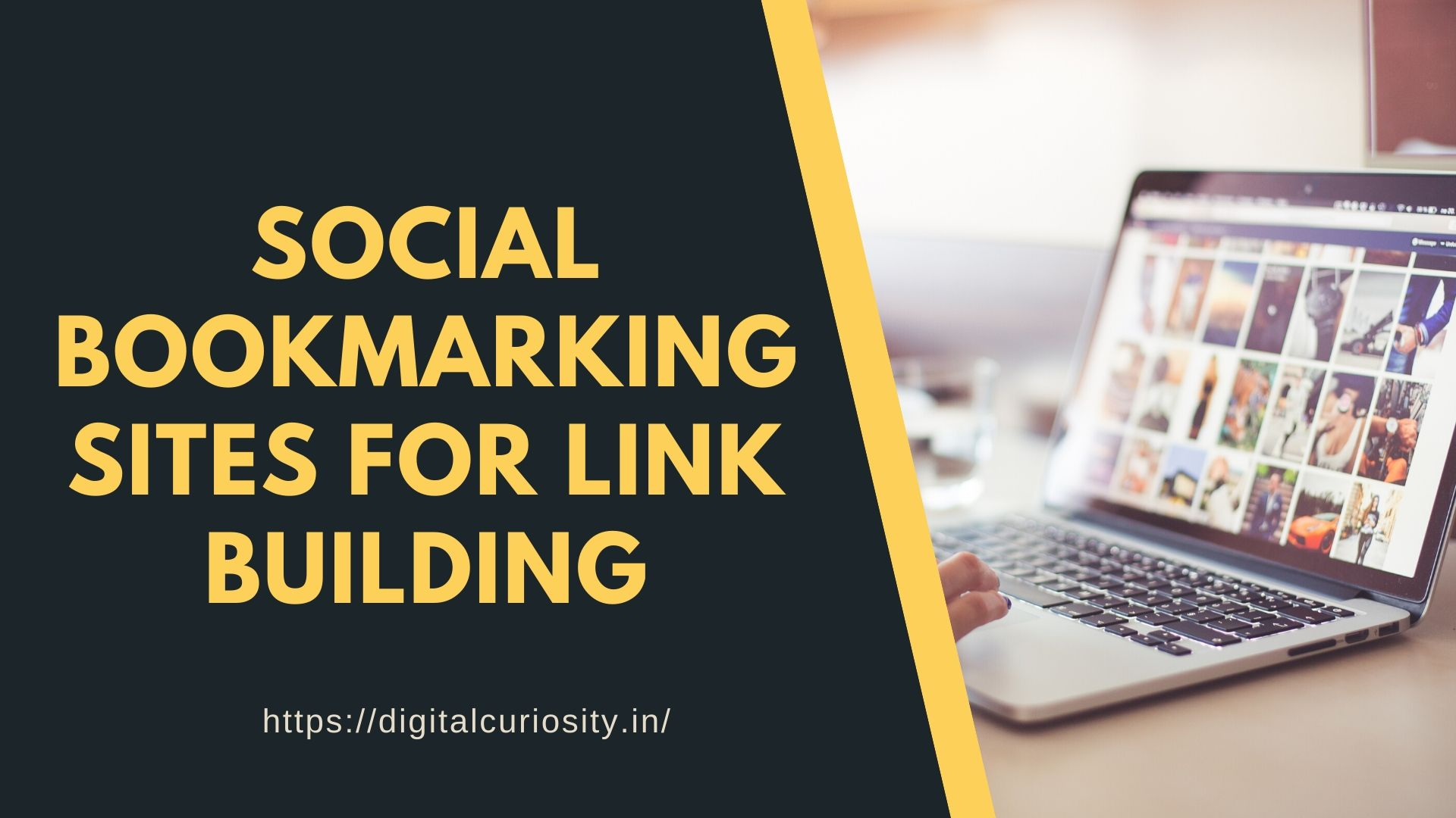 Social Bookmarking Sites for Link Building